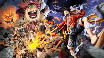 dari game Hack and Slash yang diangkat dari sebuah manga dan anime dengan judul One Piece Download Game One Piece Pirate Warrior 4 Terbaru For Pc