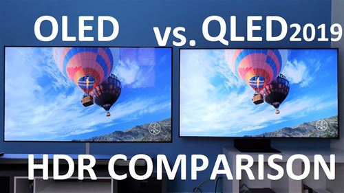 OLED-QLED