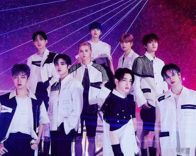 CRAVITY, grupo de K-Pop de Starship Entertainment 2021