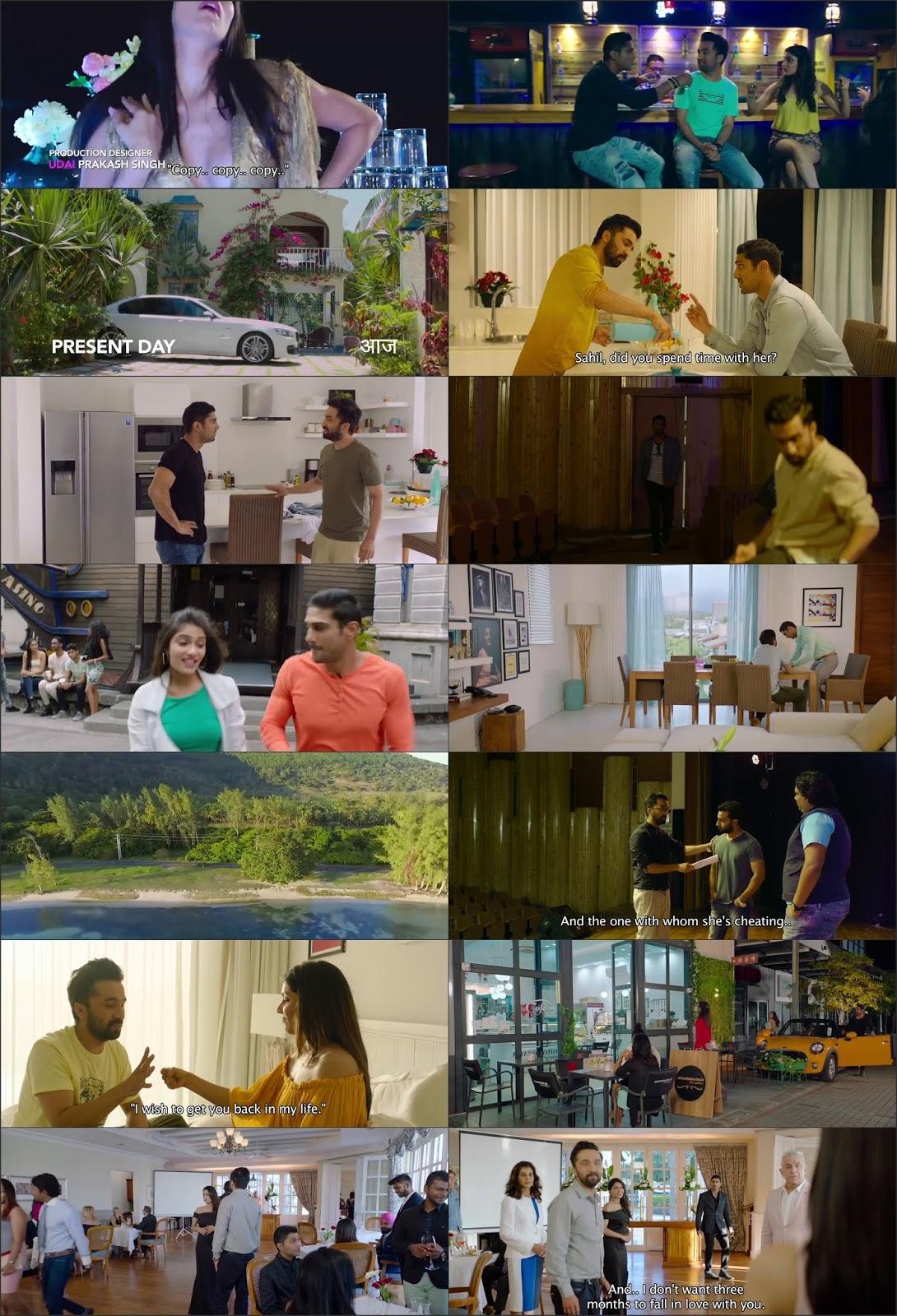 Yaaram 2019 HDRip 300Mb Hindi Movie Download 480p