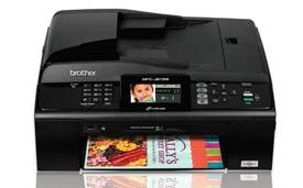 Brother MFC-J615W Printer Driver Download