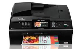 Brother MFC-J615W Printer Driver Download