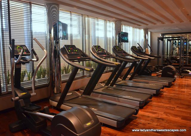 Centro Barsha gym