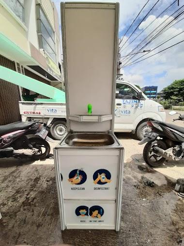 JUAL DAN SEWA WASTAFEL CUCI TANGAN PORTABLE TERMURAH JAKARTA | 081112520819