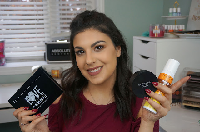 Amanda Speroni October Beauty Favourites