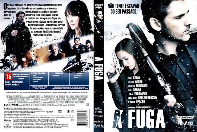 Capa DVD A Fuga