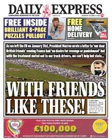 Daily Express Magazine 23 December 2020
