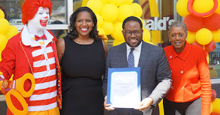 McDonalds True to the HBCU Scholarship