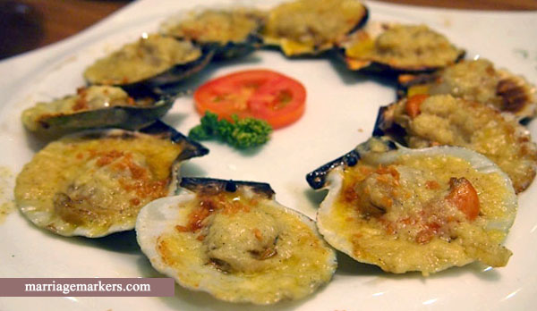 baked scallops - Kuya J Restaurant Bacolod - Bacolod blogger - family meals - SM City Bacolod - Pinoy favorites- Pinoy dishes - Pinoy comfort foods - Bacolod restaurant