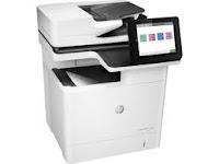 Picture HP LaserJet Enterprise MFP M633fh Printer Driver