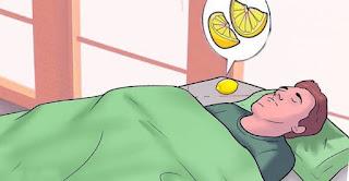lemon smell