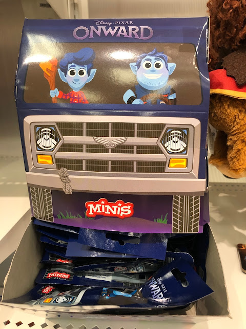 Pixar Onward Mini Figures in box