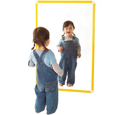Las emociones en educaci n infantil el juego del espejo for Espejo retrovisor para ninos
