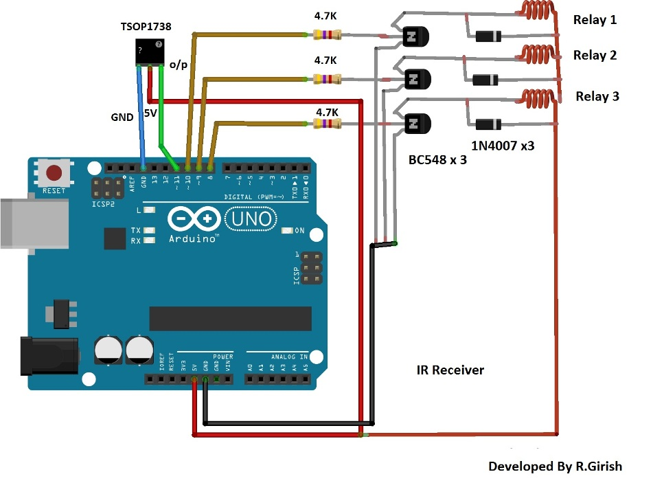 Line Follower Robot Without Microcontroller additionally  furthermore Control Servomotor Ordenador moreover 207 Obd Can Shield Fuer Arduino besides . on arduino due diagram