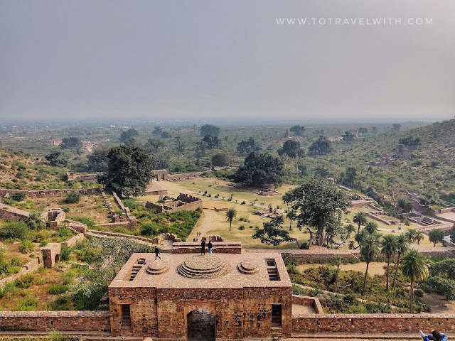 is Bhangarh fort haunted