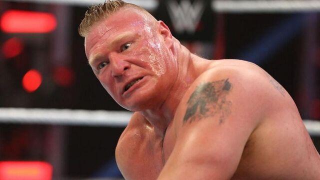 عودة بروك ليسنر 2021، ما سبب إلغاء WWE مواجهة بروك ليسنر ضد بوبي لاشلي في راسلمينيا 37