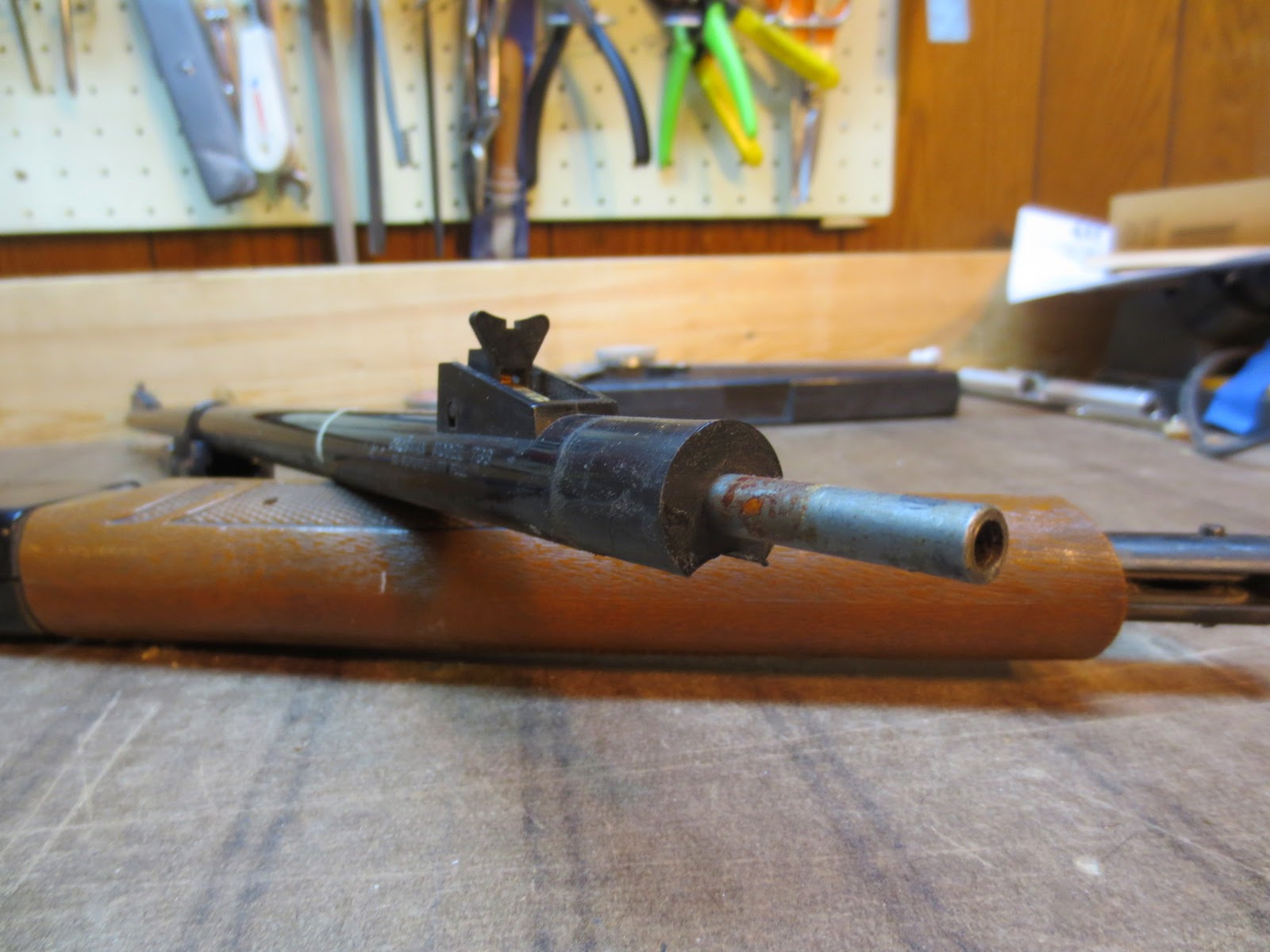 Crosman 2200 Magnum Fps