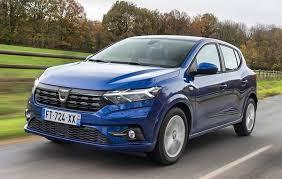 2021 Dacia Sandero fiyatları yükselişte! İşte yeni fiyatlar!