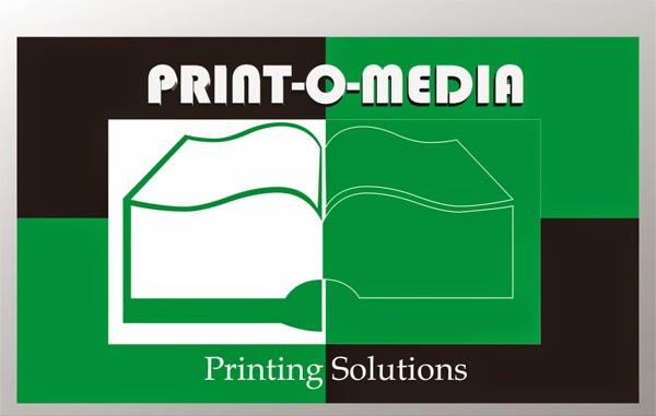 Print-o-Media Logo