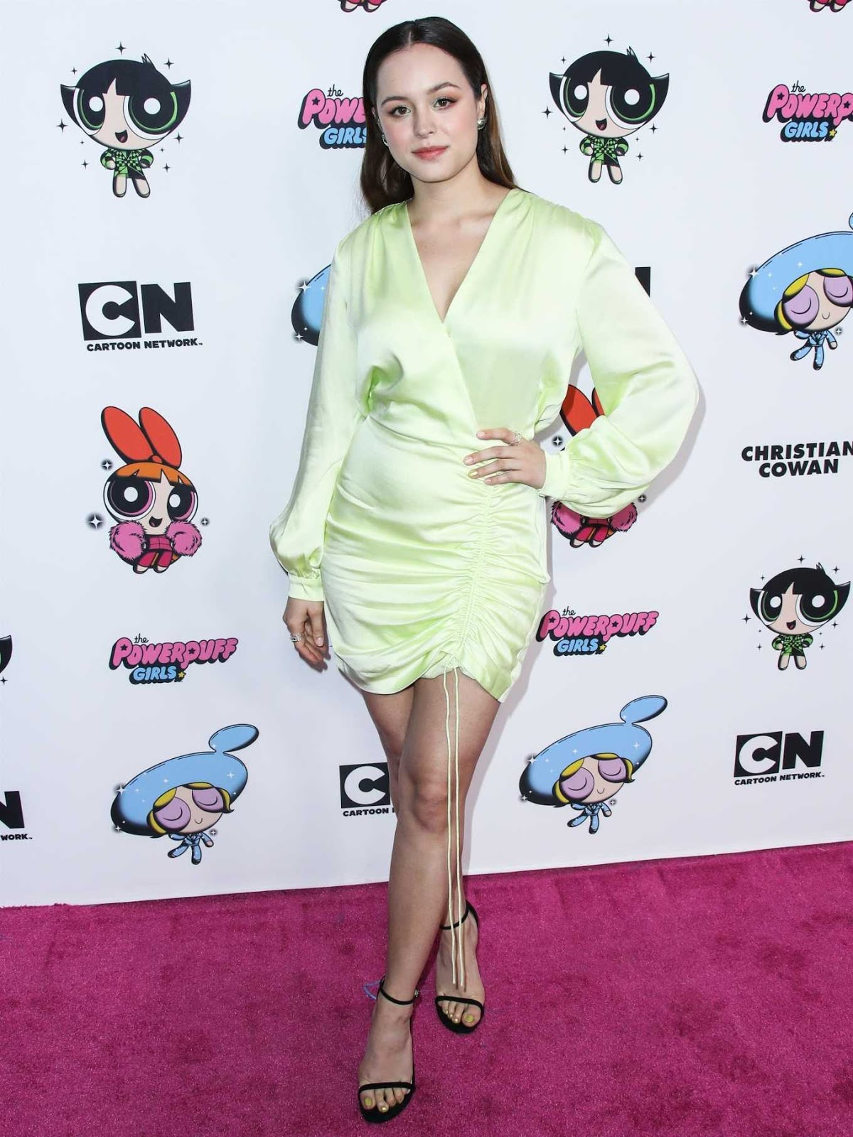 Hayley Orrantia Latest Hot Pics in Party Outfit