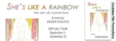 Getting The Most Out Of Your Virtual Book Tour, Guest post by Eileen Colucci
