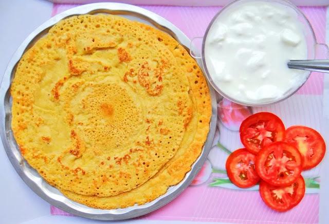 Besan Ka Chilla Recipe in Hindi