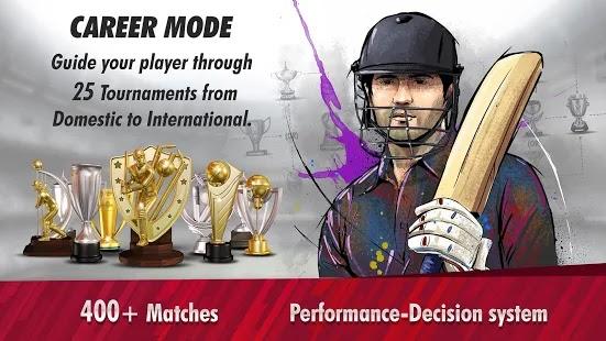 World Cricket Championship 3 Screenshot