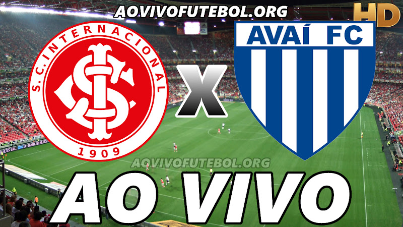 Assistir Internacional vs Avaí Ao Vivo HD