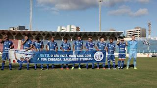 Série C do Campeonato Brasileiro: Confiança vence o ABC por 1 a 0