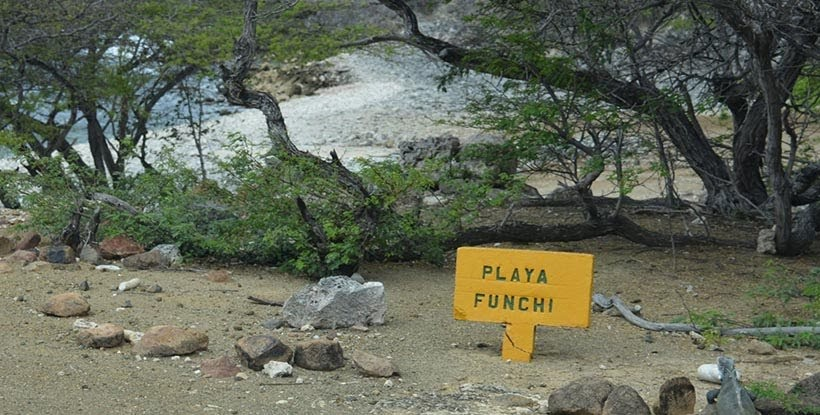Playa Funchi - Praias de Bonaire