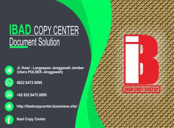 IBAD COPY CENTER