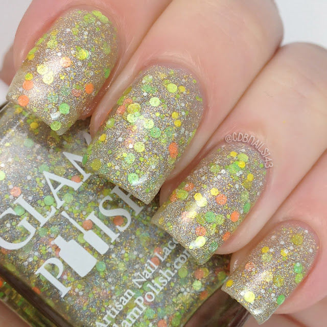 Glam Polish-I'll Get You Next Time