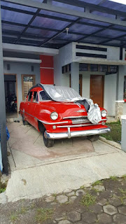 Plymouth Savoy 1954 Full Restorasi ..Anda Berminat ? - MAGETAN
