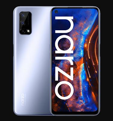 Realme Narzo 30 Pro 5G full specifications