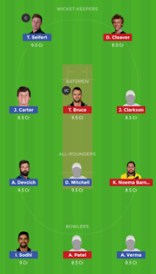 NK vs CD dream 11 team | CD vs NK