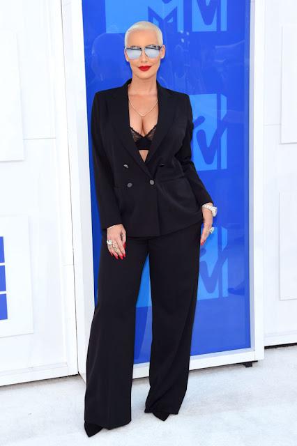 Amber Rose MTV Video Müzik Ödülleri 2016
