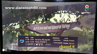 Gratis Bisskey Thaicom 5/6/8 Ku Band Update Terbaru