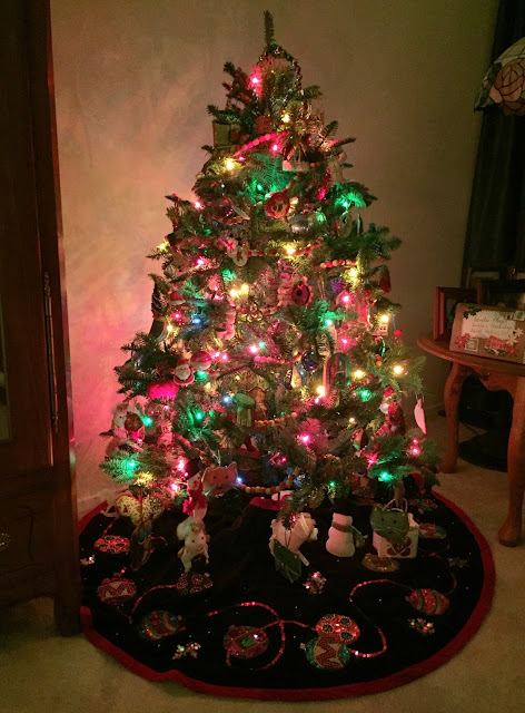 Christmas%2BTree%2B2017 Weight Loss Recipes Holiday Snacks for Decking the Halls