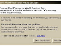 How to Solve Error Generic Host For Win32 (svchost.exe)