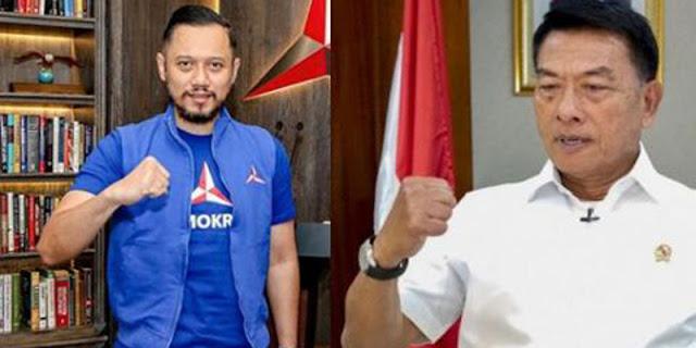 Gugat Ke PTUN Dinilai Upaya Moeldoko Dapatkan Tawaran Politik Dari AHY