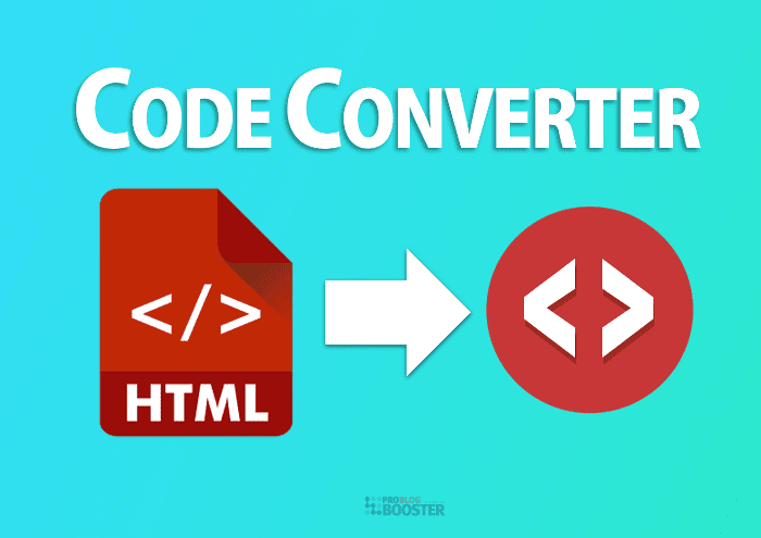 Adsense Ad Code Converter | HTML to XML Parser Tool | Online Code Generator | HTML Encoder For Blog/Website Monetization