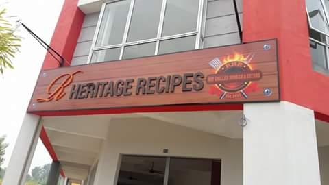 R Herritage Recipe di Meru Raya Ipoh