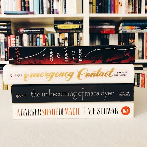 Books I Bought Because Of The Hype: