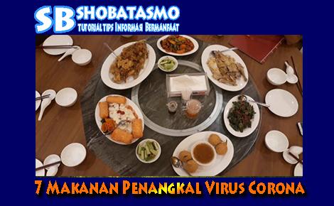 Makanan Penangkal Virus Corona Yang Kayak Akan Vitamin