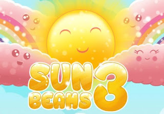 Sun Beams 3 Puzzle Online Game