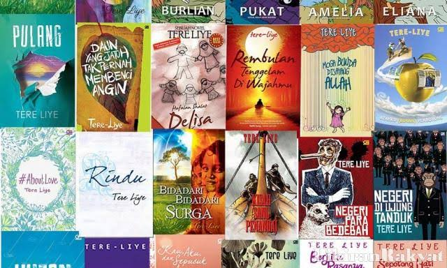 Download Novel Tere Liye PDF Lengkap