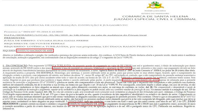 URGENTE!! Os fatos e ligações indicam fraude em concurso de Paço do Lumiar que deverá ser anulado