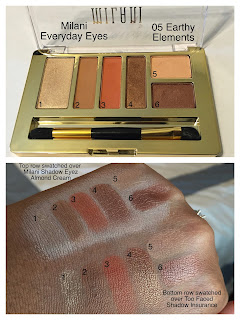 Milani Everyday Eyes Earthy Elements Palette