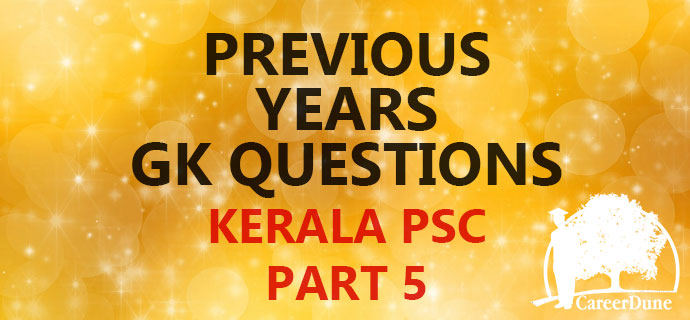 PSC Previous GK Part 5