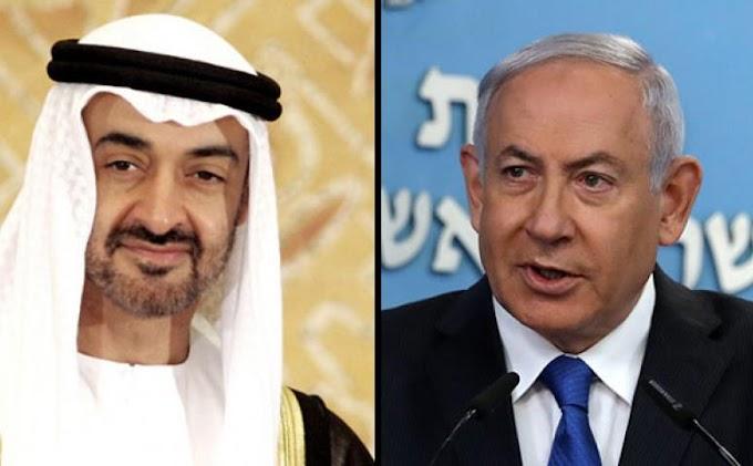 """Az Egyesült Arab Emírségekben tesz """"történelmi látogatást"""" csütörtökön az izraeli kormányfő"""